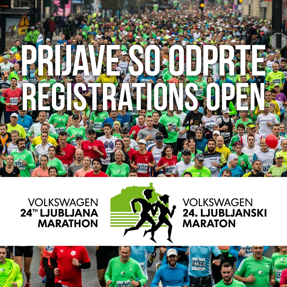 We have opened registrations...