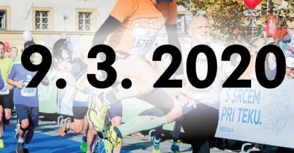The registration for the marathon open on Monday, March 9 2020!