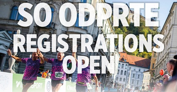 The registrations for the marathon open!!!