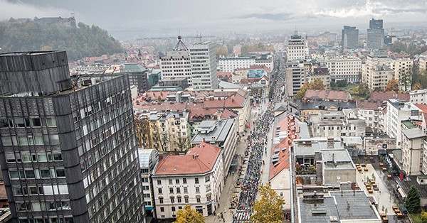 The Volkswagen 25th Ljubljana Marathon is POSTPONED to 2021, but we will still be running in Ljubljana